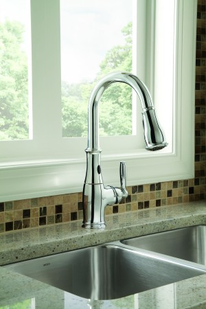 Moen MotionSense Brantford
